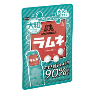 クーポン配布中★森永大粒ラムネ41g×10袋入