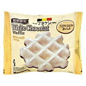 マネケンベルギーワッフル ホワイトショコラ6個入
