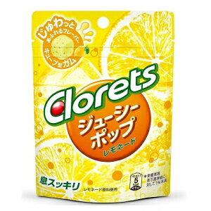 モンデリーズジャパン9粒クロレッツジューシーポップレモネード パウチ6袋入