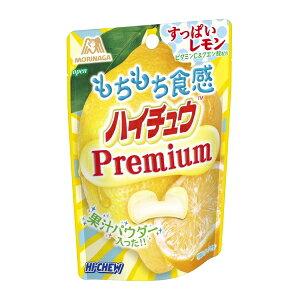 森永ハイチュウ プレミアムレモン35g×10袋
