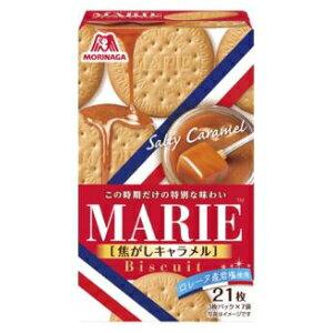 森永21枚マリー 焦がしキャラメル5箱入