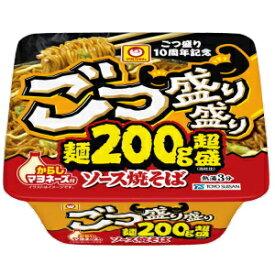 最大1000円OFFクーポン配布中★あす楽 東洋水産ごつ盛り盛り ソース焼そば12食入