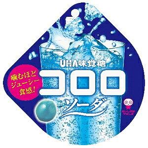 味覚糖40gコロロ ソーダ6入