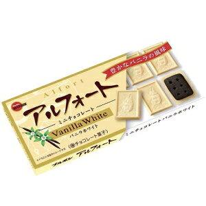 クーポン配布中★ブルボン12粒アルフォートミニチョコレートバニラホワイト10箱入