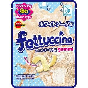 ブルボンフェットチーネグミ ホワイトソーダ味50g×10袋入