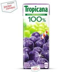 キリン トロピカーナ100%グレープ250ml紙パック 24本入 (果汁100%)