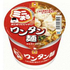 東洋水産 マルちゃんミニまる 45gワンタン麺(ミニ)12食入