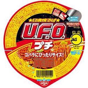 日清63g日清焼そば プチU.F.O.12食入 (UFO)