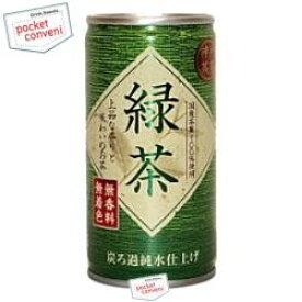 富永貿易神戸茶房 緑茶185g缶 30本入