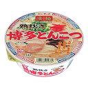 ヤマダイ ニュータッチ凄麺熟炊き博多とんこつ105g×12食入[とんこつラーメン]
