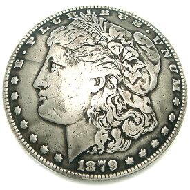 1879〜1901年モルガンコンチョ/シルバーコイン/1ドル銀貨/モルガンコンチョベルト