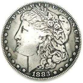 1878年〜1890年 計13枚 カウントアップ モルガンコンチョ/1ドル銀貨/モルガンコンチョ/古銭