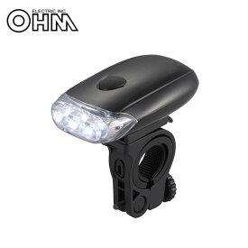 自転車ライト 明るい 電池式 サイクルライト 自転車用 自転車用ライト LED