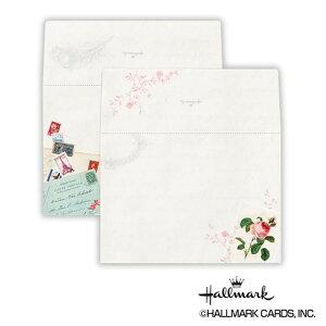 Hallmark ホールマーク 便箋用封筒 RCローズ 6セット 723897