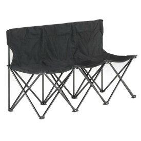 アウトドア ベンチシート キャンプ ベンチチェア 折りたたみベンチ 3人掛け