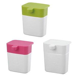 キッチン 洗剤 ディスペンサー おしゃれ スポンジ 食器用洗剤ディスペンサー