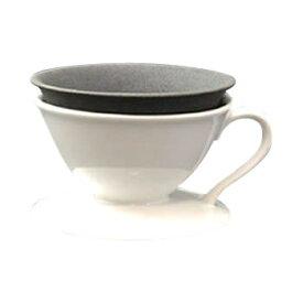 ペーパーレスドリッパー おしゃれ コーヒードリッパー ペーパーレス 陶器