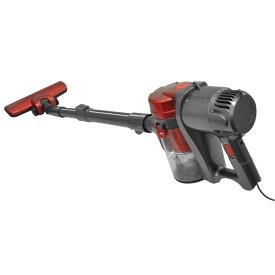 サイクロン掃除機 サイクロニックマックスKALOS カロス レッド VS-6300R