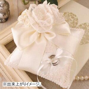 リングピローキット リングピロー キット リングピロー 手作りキット 刺繍