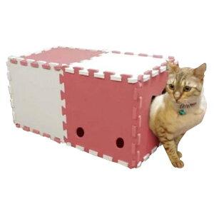 猫 トンネル おしゃれ 猫トンネル 10枚 30cm×30cm×60cm