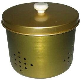 生ゴミ ゴミ箱 キッチン シンク ゴミ受け 銅製 消臭 流し 置き場所