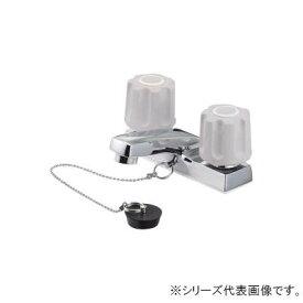 三栄 SANEI U-MIX ツーバルブ洗面混合栓 K51-LH-13