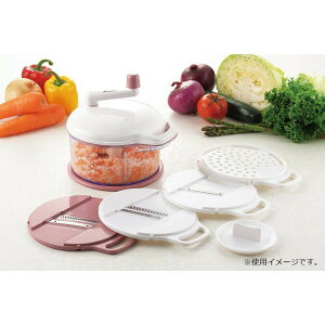野菜調理器セット みじん切り器具 千切り スライサー みじん切りチョッパー