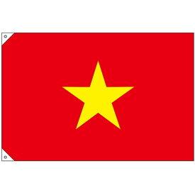 N国旗 販促用 23710 ベトナム 小