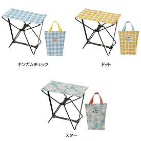 Mommy Field マミーフィールド バタフライチェアー ギンガムチェック・4008653-01