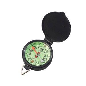 コンパス 方位磁石 方位磁針 小型コンパス 方位磁石 日本製 登山用方位磁石