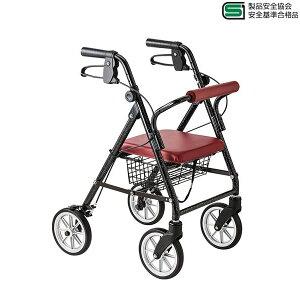 シルバーカー コンパクト 折りたたみ 歩行器 室内用 座面付き 高齢者 屋外