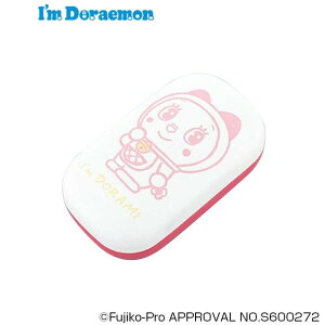 ドラえもん I'm DORAMI ドラミちゃん 小物入れ アクセサリーケース イヤホンケース DR-G0010-PK