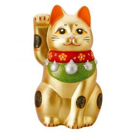 黄金招き猫 中 K6101