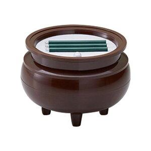 電気線香 線香立て 横置き 仏壇 お線香 横置き 香炉 電気 線香