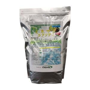 千代田肥糧 ミネマグラプソディ WMg12-WMn6-WBo2 5kg×4袋 225002