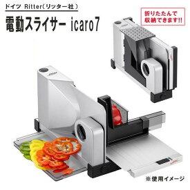 パン 電動スライサー 電動 肉 スライサー ミートスライサー 家庭用 リッター
