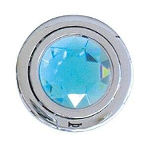 ZAK ジュエリーホーンボタン TYPE2 ブルー ZAK68 004