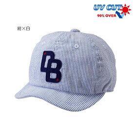 ☆ ダブルビー mikihouse Double_B キャップ(帽子) 〈SS-LL(46cm-56cm)〉【61-9101-451】 【Lgift】