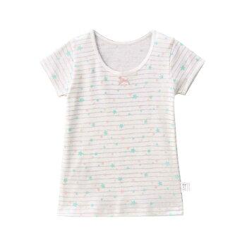 mikiHOUSE(ミキハウス)半袖Tシャツセット<2枚1セット>(80cm-140cm)【10-2411-612】