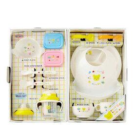 ミキハウス mikihouse 豪華なテーブルウェアセット(離乳食 食器セット) 46-7100-954