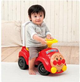 アンパンマンメロディアンパンマンカー(ベビー足けり乗用玩具自動車)