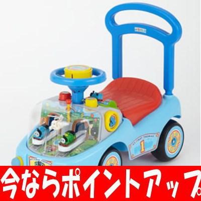 【今ならポイントアップ 〜11/20 1:59まで】(ベビー足けり 乗用玩具 自動車) GO!GO!トンネルトーマスα