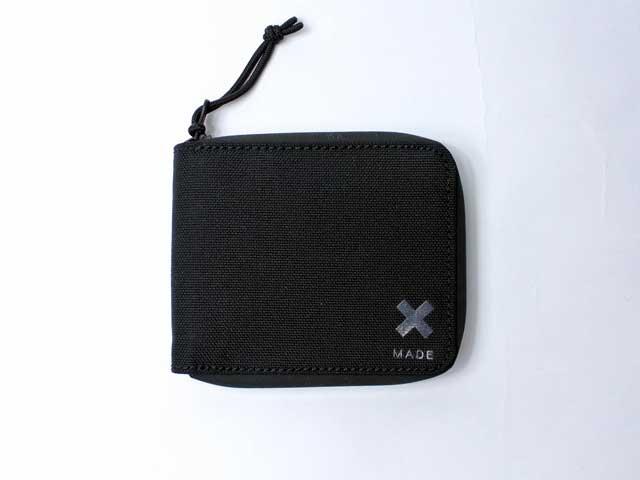 【BEST MADE/ベストメイド】The SWS Pocket Case・1000Dコーデュラ・止水ジップウォレット/ブラック (国内未展開・ニューヨークのお洒落なアウトドアストア オリジナルギア・ハイスペック止水ジップウォレット)