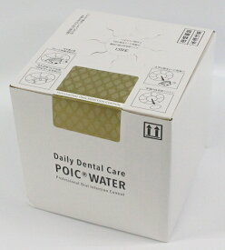 ポイックウォーター(POICウォーター)口腔洗浄液(5Lタンク1個)