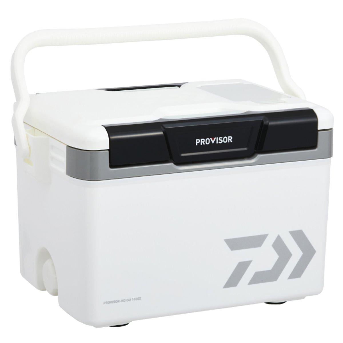 ダイワ プロバイザー HD GU 1600X ブラック クーラーボックス(東日本店)【同梱不可】