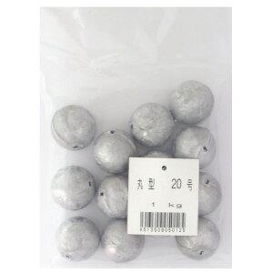 輝陽産業 1kg鉛 丸型 20号(東日本店)