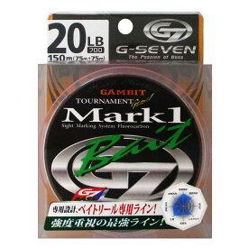 ラインシステム G7 トーナメントジーン MARK1 ベイト G3120C 150m 20lb(東日本店)