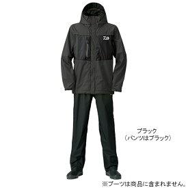 ダイワ レインマックス レインスーツ DR-36008 XL ブラック(東日本店)