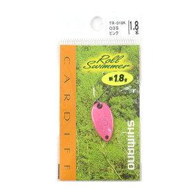 シマノ カーディフ ロールスイマー TR-018K 03S(ピンク)