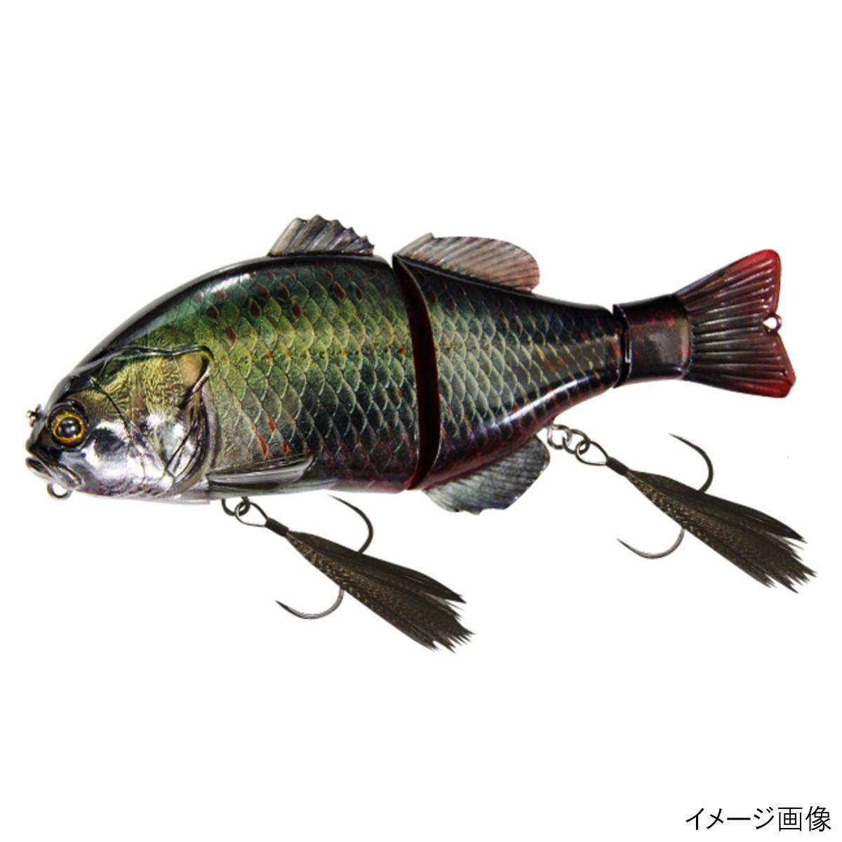 ジャッカル チビタレル RTブラックピラルク(東日本店)